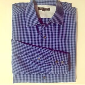 NWOT Banana Republic Non-Iron Slim Fit Shirt